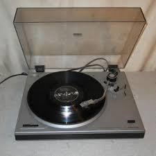 1st turntable