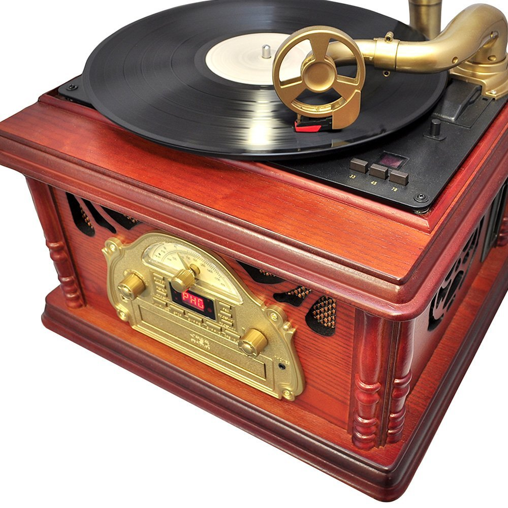 Old Fashioned Turntables Vintage Record Player Reviews