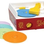 Basic Fun Fisher Price Record Player