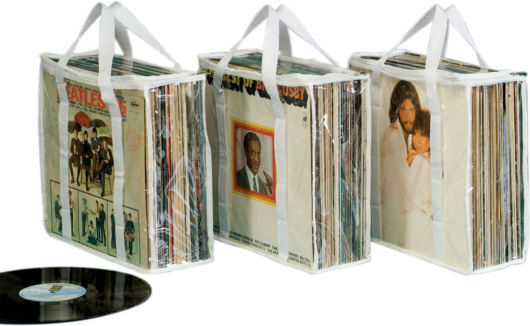 How To Store Your Vinyl Records? Case, cabinet or crate