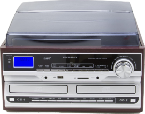 Techplay ODCR238WD Bluetooth