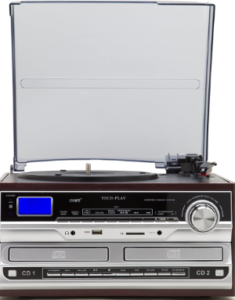 Techplay ODCR238WD Bluetooth 7