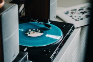 Turntable rip audio from vinyl