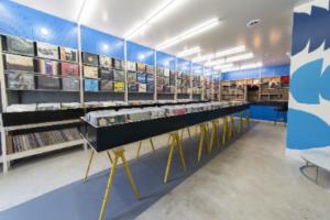 Vinyl Store chicago 606 records