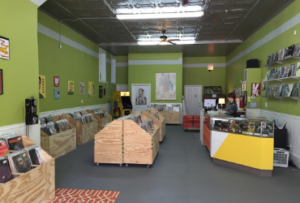 Vinyl Store Chicago Pinwheel