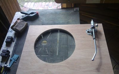 How to make a Turntable Plinth