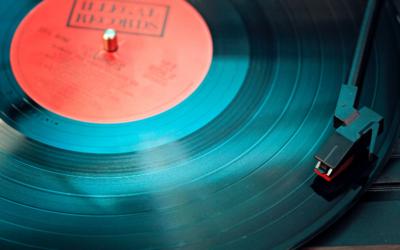 Some Iconic Albums on Vinyl