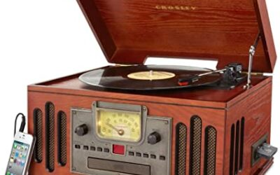 Review: The Crosley CR704C-PA Musician Turntable